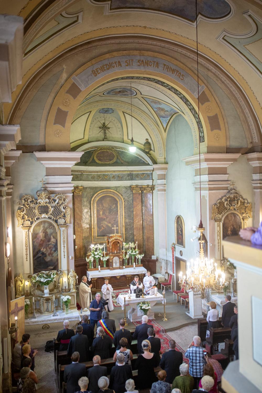 Katholische Seelenmesse