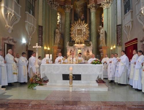 A Magyarok Nagyasszonya ünnepe Máriaradnán