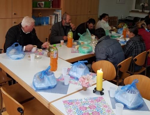 Ziua Mondială a Săracilor marcată la Caransebeș