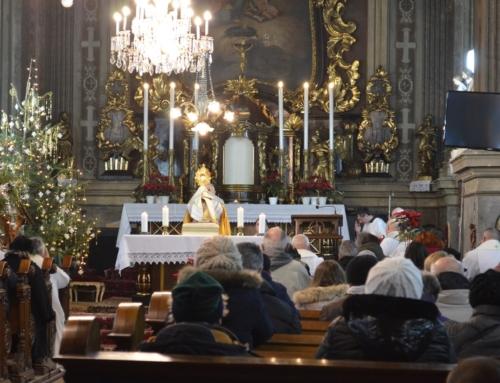Hálaadó liturgia a polgári év utolsó napján