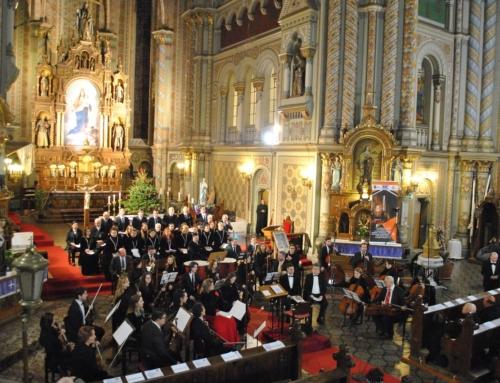 Concert Festiv de Crăciun la Timișoara