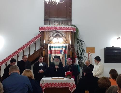 Întâlnire ecumenică în cadrul Bisericii Reformate din Timișoara- Cetate