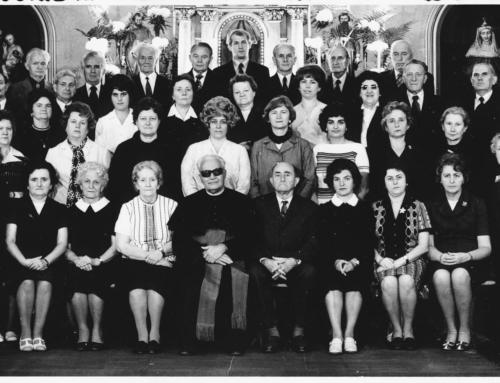 Erinnerung an Terezia Damacsek Zum 90. Geburtstag der bekannten Reschitzaer Sopranistin und Kirchensängerin