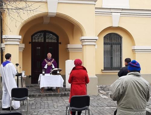 Transmisiuni în direct al Sf. Liturghii pontificale