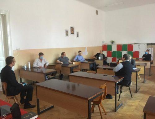 Ziua de Sfinţire a Preoților marcată la Timișoara