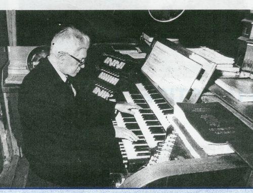 Comemorarea lui Josef Gerstenengst  la 100  ani de la nașterea sa (1920 – 2020)