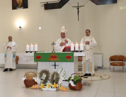 A resicabánya-govândari-i Szentháromság plébánia fennállásának 20. évfordulója