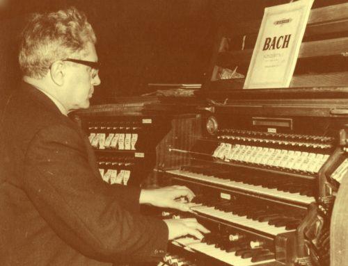 Preotul organist Msgr. Josef Gerstenengst, la 25 de ani de la trecerea în eternitate