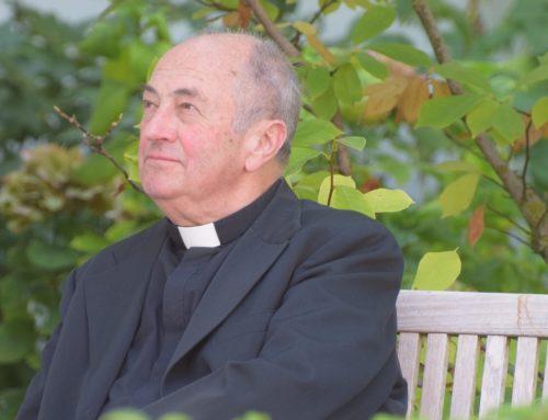 Begegnung mit dem Piaristenpater József Ruppert