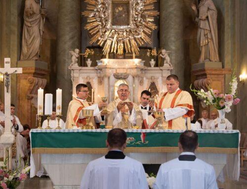 Piry Radulov und Ionuc Hojda – die jüngsten zukünftigen Priester der Diözese Temeswar
