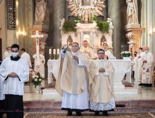 Sfințire de Preoți la Maria Radna