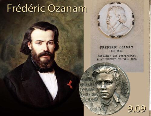 Frédéric Ozanam gedacht. Treffen der Vinzenzgemeinschaft in Reschitza