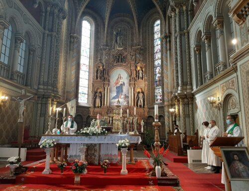 Új plébános a temesvár-gyárvárosi egyházközség élén