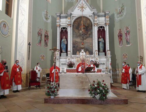 """""""Sf. Gerhard nu este o personalitate a trecutului. El trăiește și azi printre noi"""" – Solemnitate jubiliară la Cenad"""