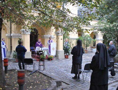 Megemlékező gyászmise Fechetă Virgil elhunyt lelkipásztor lelki üdvéért