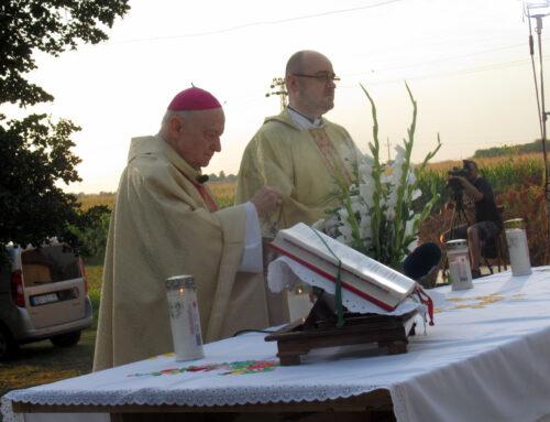 Mulțumiri aduse Msgr. Martin Roos, episcop emerit de Timişoara pentru munca depusă la Zrenjanin