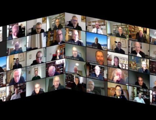 Europäische Bischöfe: Nach Corona Vertrauen wiederfinden