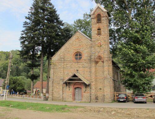Hramul Bisericii din Văliug