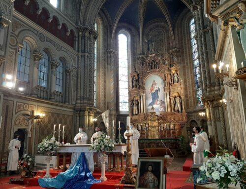 """""""Fontos Szűz Mária anyai biztatása"""""""