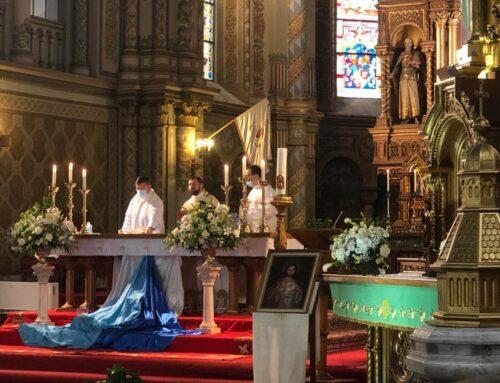 """""""Sf. Fecioară Maria, Maica lui Cristos, învață-ne să trăim urmându-L pe Isus"""""""