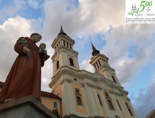 MÁRIARADNA –  500 éve menedék és bizakodás, 200 éve konszekrálták a bazilikát (12.)