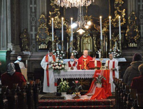 A Szent Katalin templom búcsúünnepe