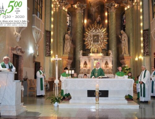 MÁRIARADNA –   500 éve menedék és bizakodás, 200 éve konszekrálták a bazilikát (15.)
