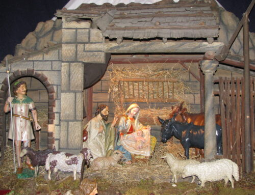 Adventi imaest – Szállást keres a Szent Család