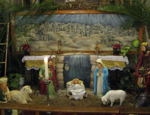 Program liturgic în câteva dintre parohiile Diecezei de Timișoara cu ocazia Sf. Crăciun 2020