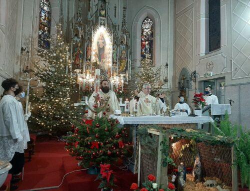 """""""Bucuria nașterii lui Isus să ne umple inimile"""""""