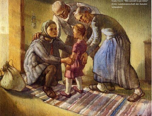 Requiem pentru victimele deportării germanilor din 1945