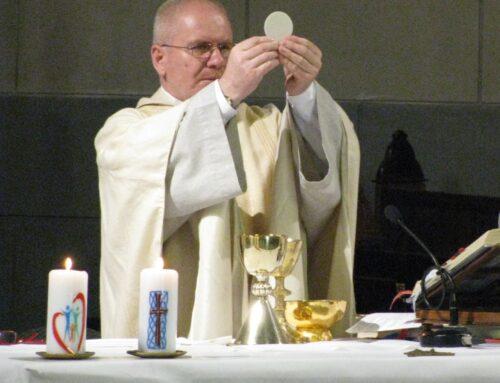 P. Nikolaus Lauš este noul superior al Salvatorienilor din Timișoara