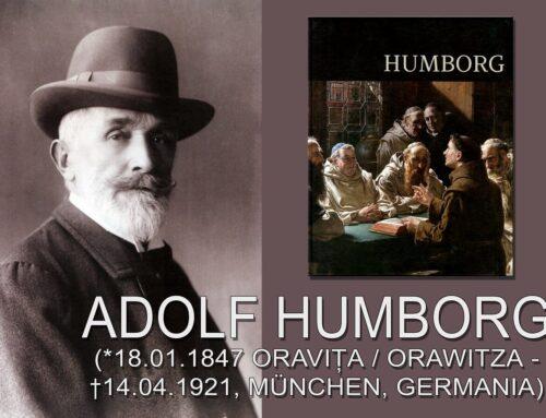 100 de ani de la moartea pictorului orăvițean Adolf Humborg
