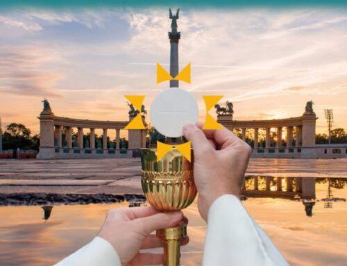 Rugăciune pentru al 52-lea Congres Euharistic Internaţional