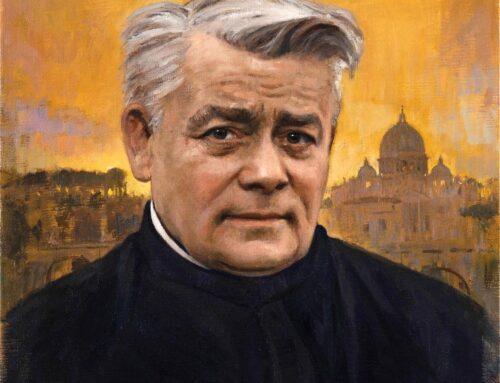 Novena pentru beatificarea lui P. Francisc Jordan, 15 mai 2021