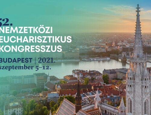 Programul celui de-al 52-lea Congres Euharistic Internațional – 5-12 septembrie 2021, Budapesta