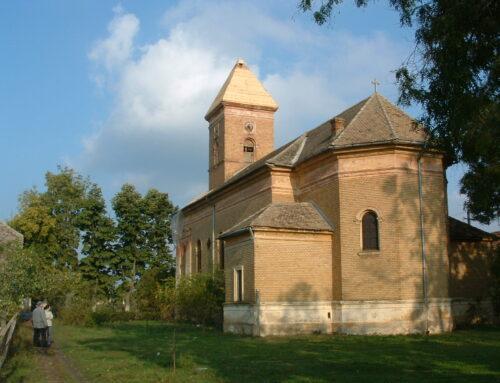 Biserica satului împlinește 125 de ani – Credincioşi din Grăniceri/Ciavoş parcurg 1500 km cu bicicleta