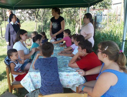 Tabără pentru familii în limba maghiară