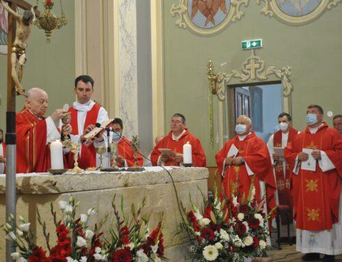 Szent Gellért-napi zarándoklat Nagycsanádra