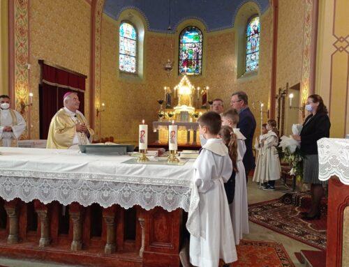 Vizită Canonică la Recaș