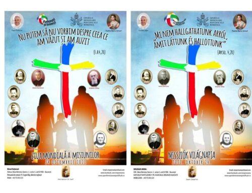 Duminica Misiunilor 2021