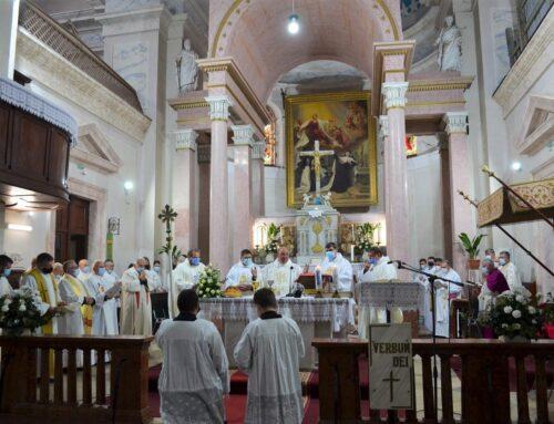 Templom és közösség ünnepe Nagyszentmiklóson