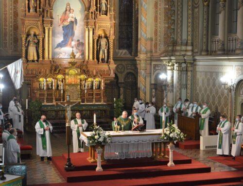Feierliche Eröffnung der Diözesanetappe des synodalen Pfades im Bistum Temeswar